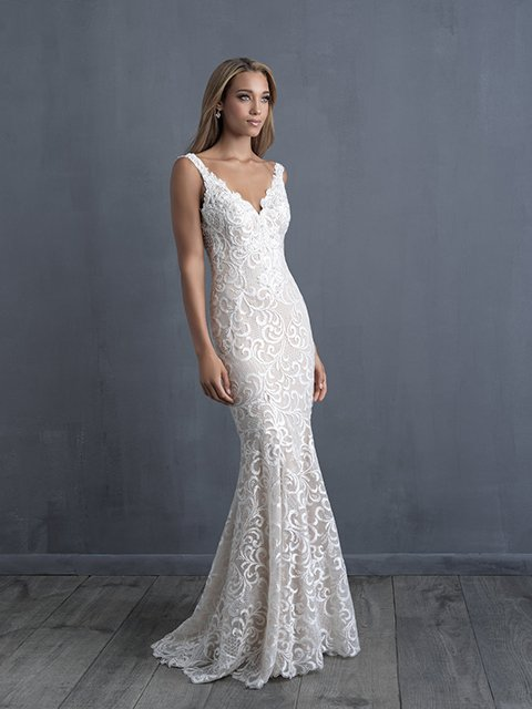 C484 Allure Couture Bridal Gown