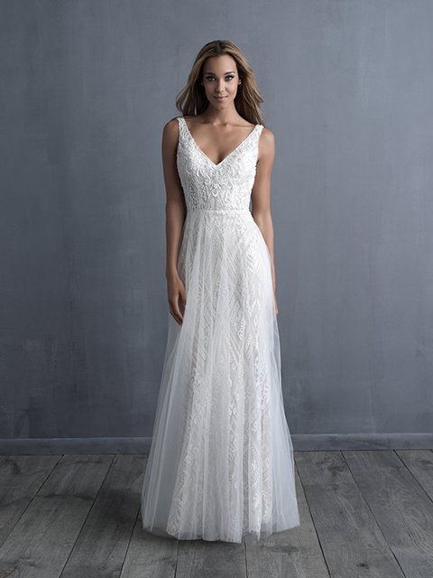 C485 Allure Couture Bridal Gown