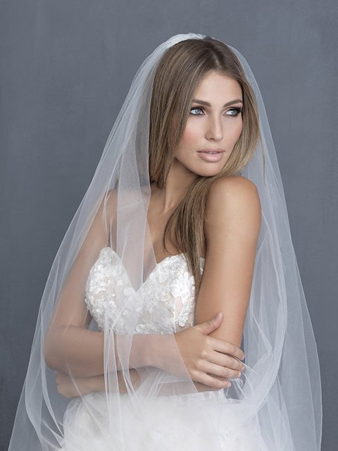C486 Allure Couture Bridal Gown