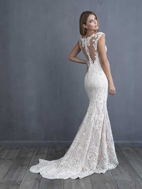 C489 Allure Couture Bridal Gown