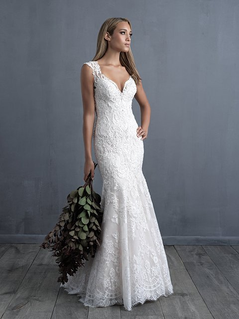 C490 Allure Couture Bridal Gown