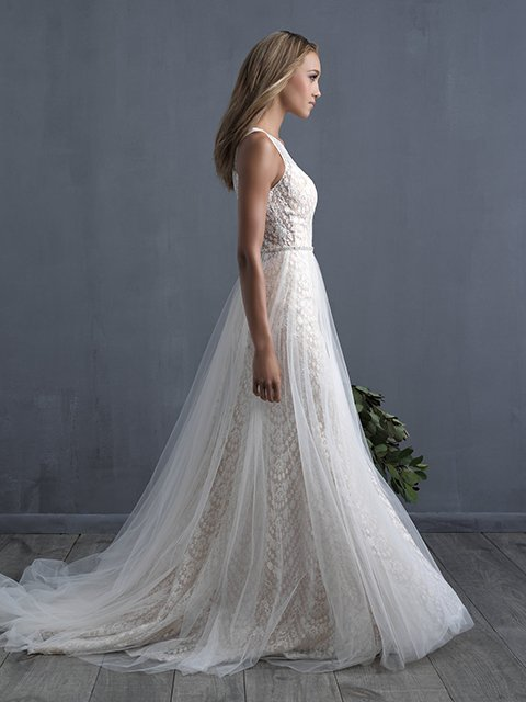 C492 Allure Couture Bridal Gown