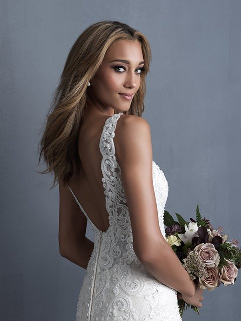 C493 Allure Couture Bridal Gown
