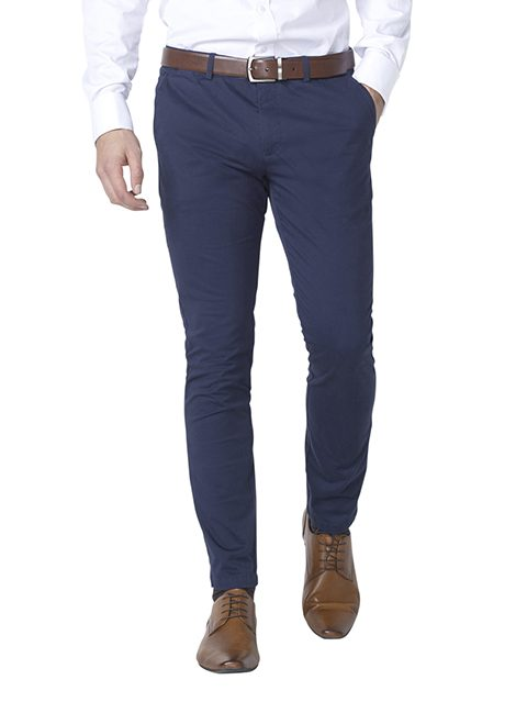 DH490 Navy Trouser