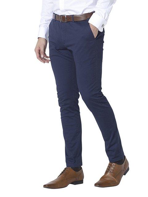 DH490 Navy Trouser