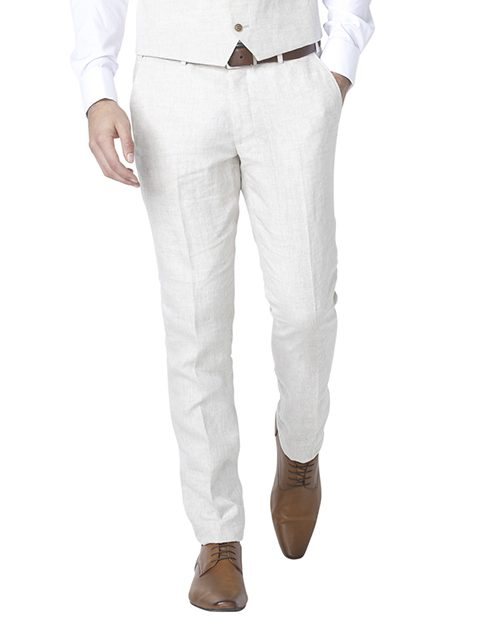 DHP339 Linen Trousers
