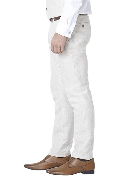 DHP339 Linen Trousers