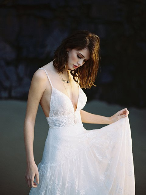 F115 Lily Wilderly Bridal Gown