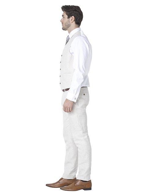DHV399 Linen Vest