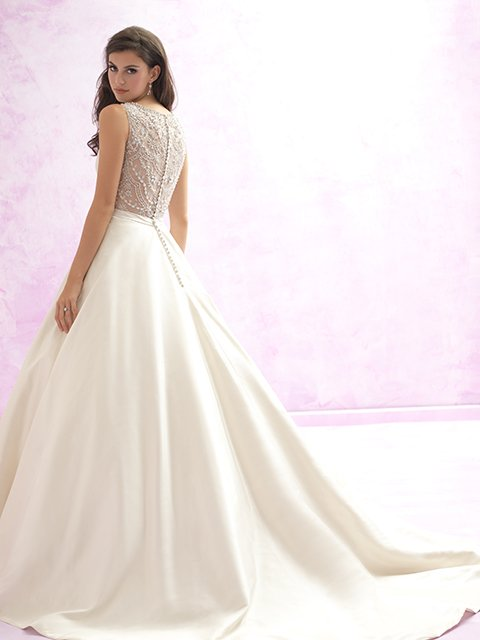 MJ106 Madison James Bridal Gown
