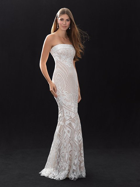 MJ401 Madison James Bridal Gown