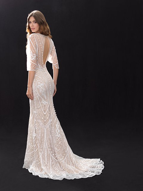 MJ404 Madison James Bridal Gown