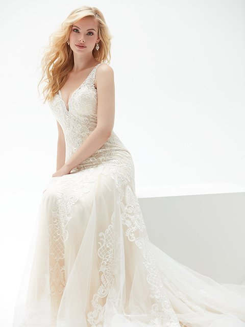 MJ409 Madison James Bridal Gown