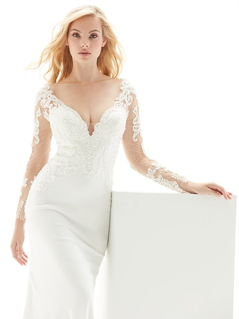 MJ414 Madison James Bridal Gown