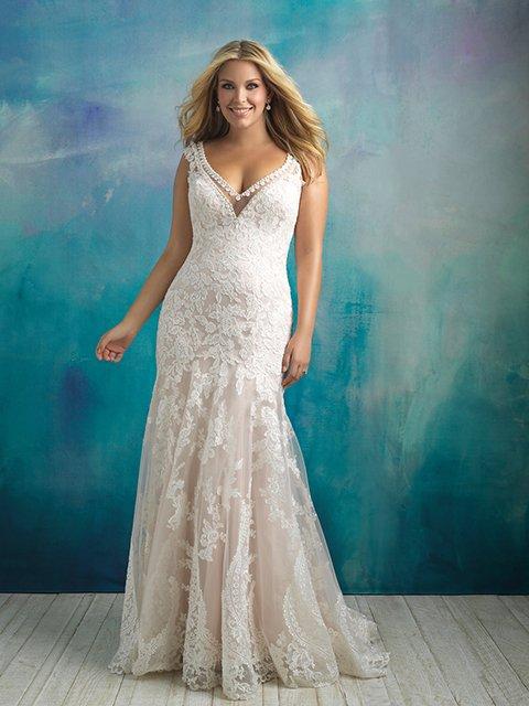 W411 Allure Women Wedding Dress