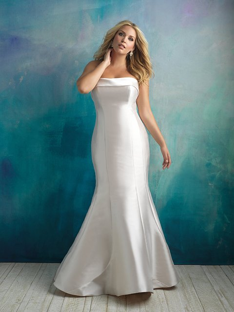 W412 Allure Women Wedding Dress