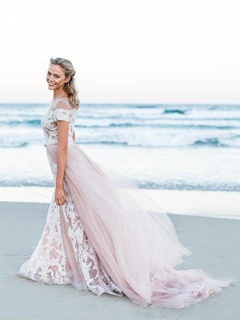 TC007 Tania Olsen Poseur Gown