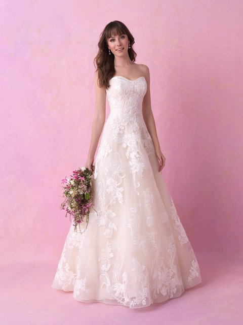 3164 Allure Romance Bridal Gown