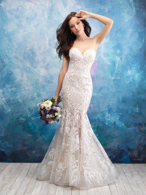 9560 Allure Bridals Wedding Dress