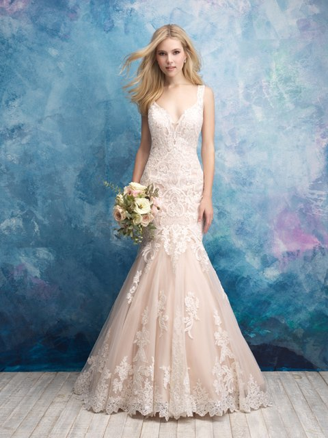 9562 Allure Bridals Wedding Dress