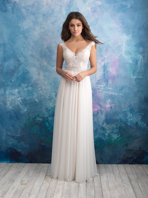 9563 Allure Bridals Wedding Dress