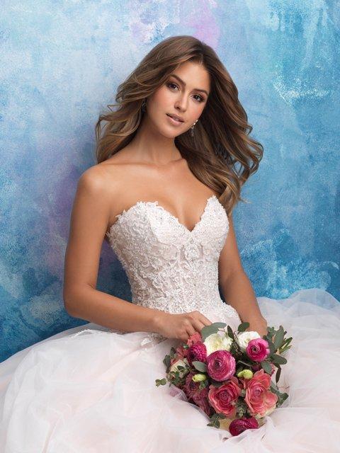 9565 Allure Bridals Wedding Dress