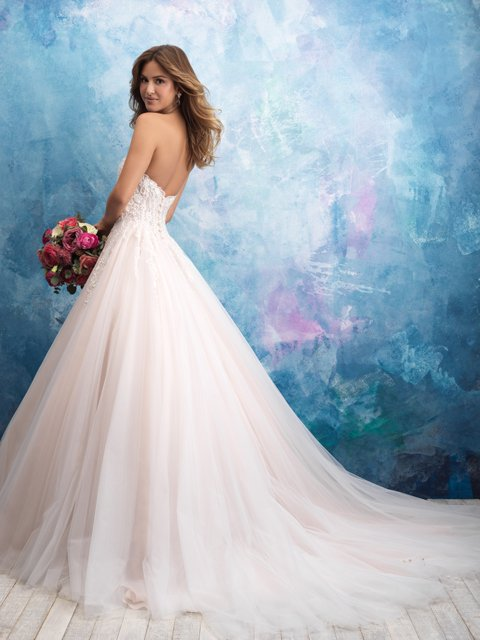 9565 Allure Bridals Wedding Dress