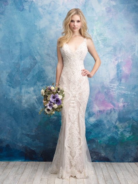 9571 Allure Bridals Wedding Dress