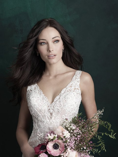 C502 Allure Couture Bridal Gown