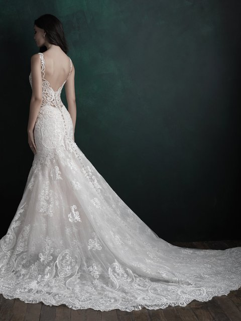 C504 Allure Couture Bridal Gown