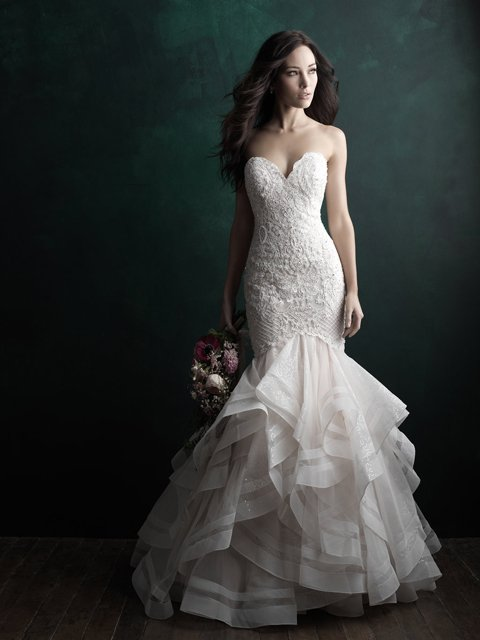 C507 Allure Couture Bridal Gown