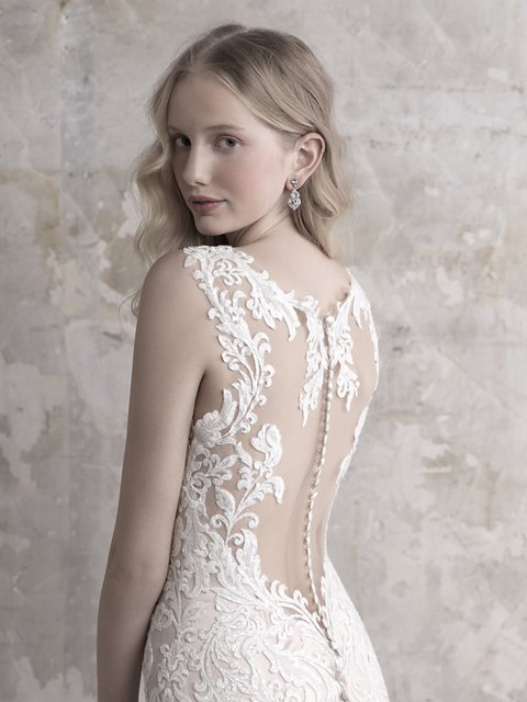 MJ459 Madison James Bridal Gown