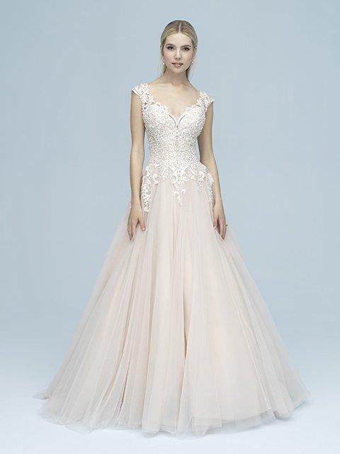 9606 Allure Bridal Wedding Gown