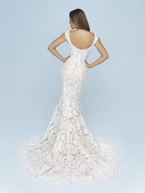 9609 Allure Bridal Wedding Gown