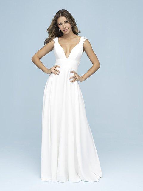 9610 Allure Bridal Wedding Gown