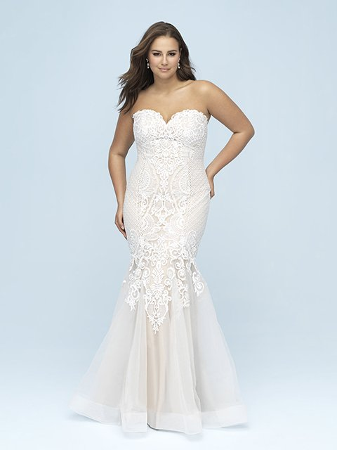 9612 Allure Bridal Wedding Gown
