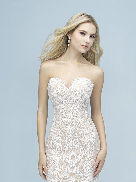 9612 Allure Bridal Wedding Gown