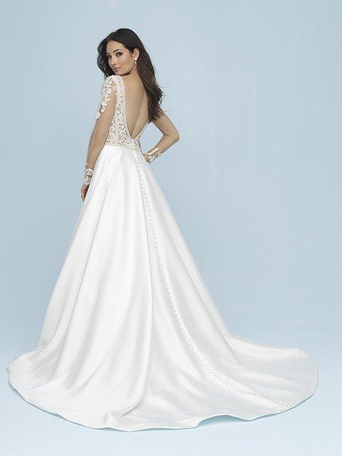9614 Allure Bridal Wedding Gown