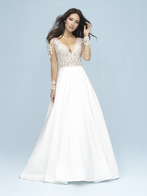 9614 Allure Bridal Wedding Gown