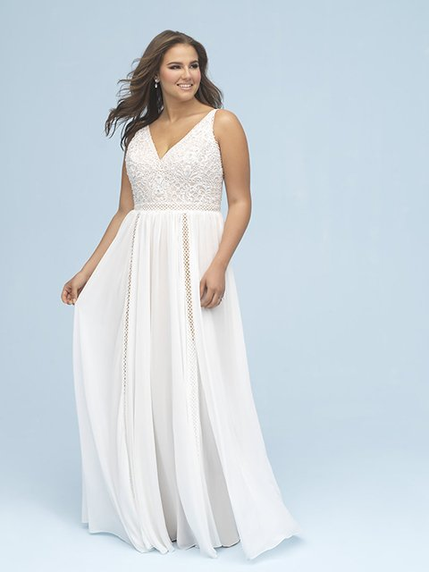 9616 Allure Bridal Wedding Gown