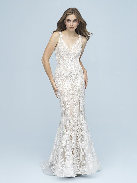 9618 Allure Bridal Wedding Gown