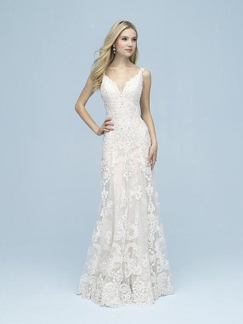 9621 Allure Bridal Wedding Gown