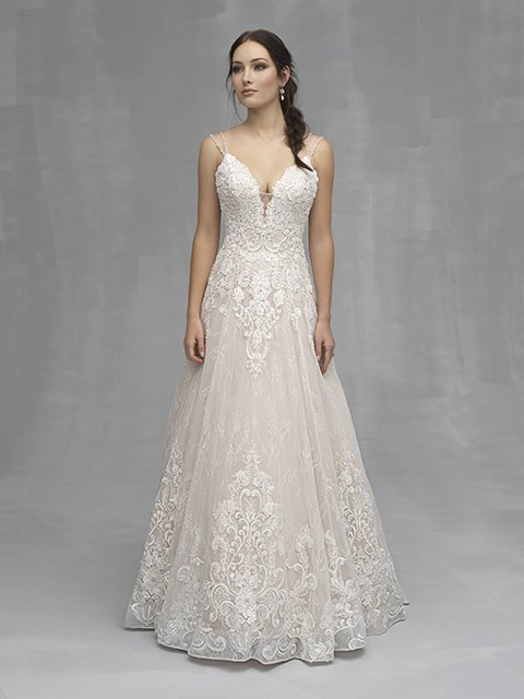 C524 Allure Couture Bridal Gown