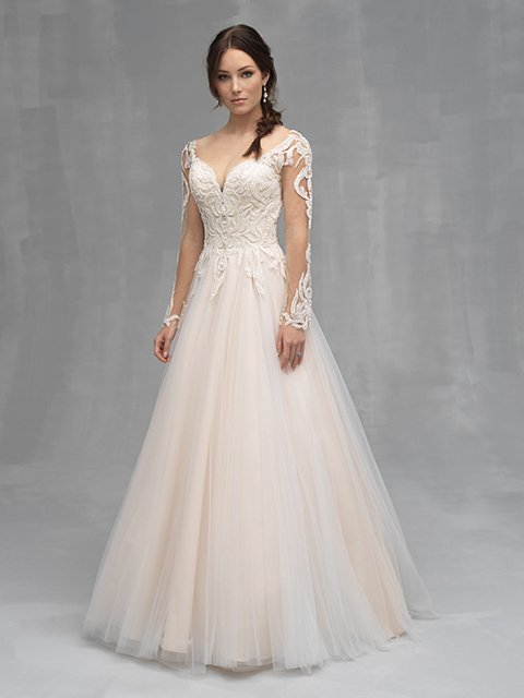 C528 Allure Couture Bridal Gown