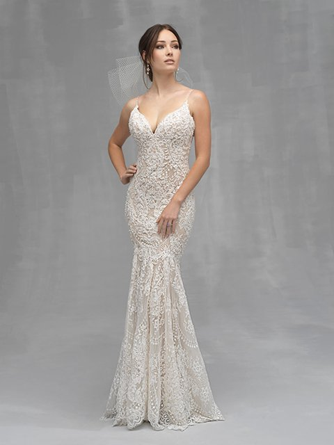 C534 Allure Couture Bridal Gown