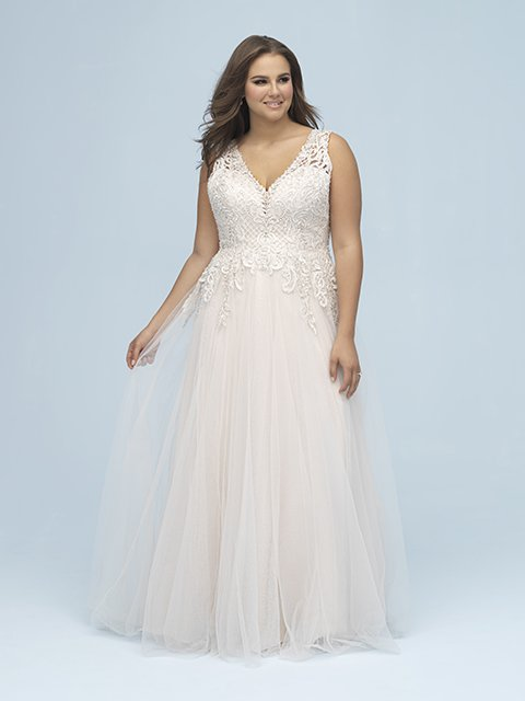W440 Allure Couture Bridal Gown