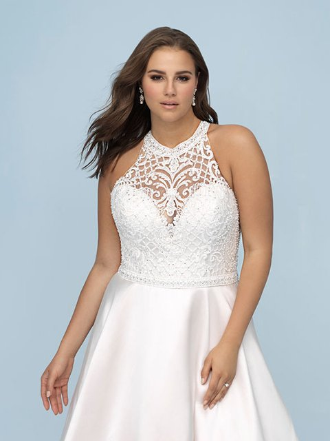 W442 Allure Couture Bridal Gown