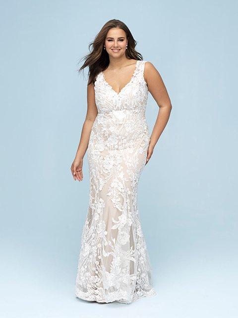 W443 Allure Couture Bridal Gown