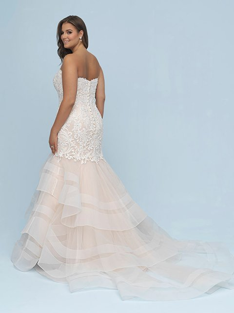 W444 Allure Couture Bridal Gown