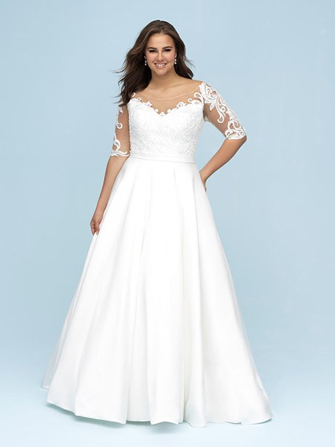W445 Allure Couture Bridal Gown